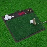 Cincinnati Reds Golf Hitting Mat