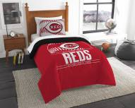 Cincinnati Reds Grand Slam Twin Comforter Set