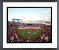 Cincinnati Reds Great American Ball Park 2015 MLB All-Star Game Framed Photo