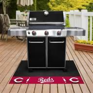 Cincinnati Reds Grill Mat