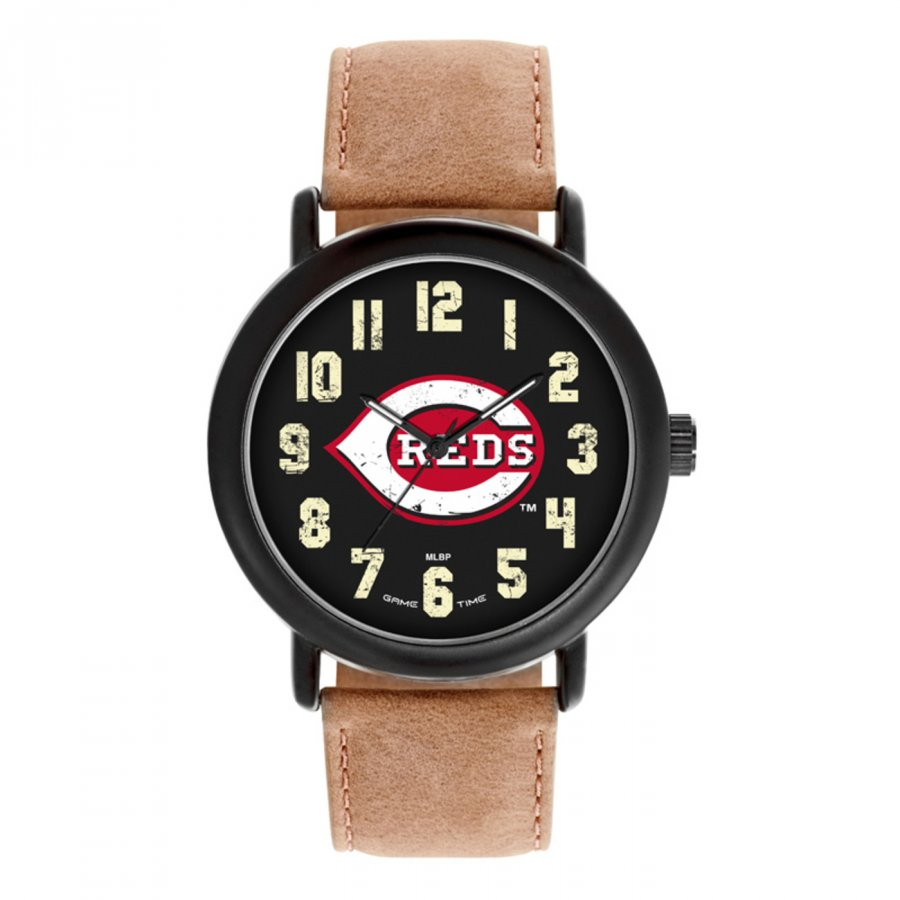 Cincinnati Reds Men's Throwback Watch