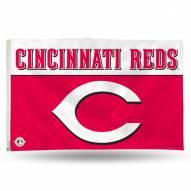 Cincinnati Reds 3' x 5' Banner Flag