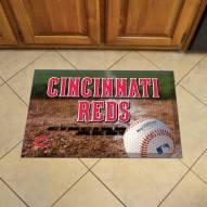 Cincinnati Reds Scraper Door Mat