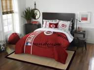 Cincinnati Reds Soft & Cozy Full Bed in a Bag