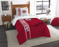 Cincinnati Reds Soft & Cozy Twin Bed in a Bag