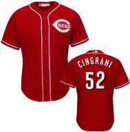 Cincinnati Reds Tony Cingrani Replica Scarlet Alternate Baseball Jersey