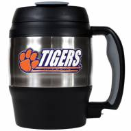 Clemson Tigers 52 oz. Stainless Steel Travel Mug
