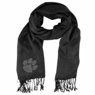 Clemson Tigers Black Pashi Fan Scarf