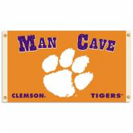 Clemson Tigers Man Cave 3' x 5' Flag