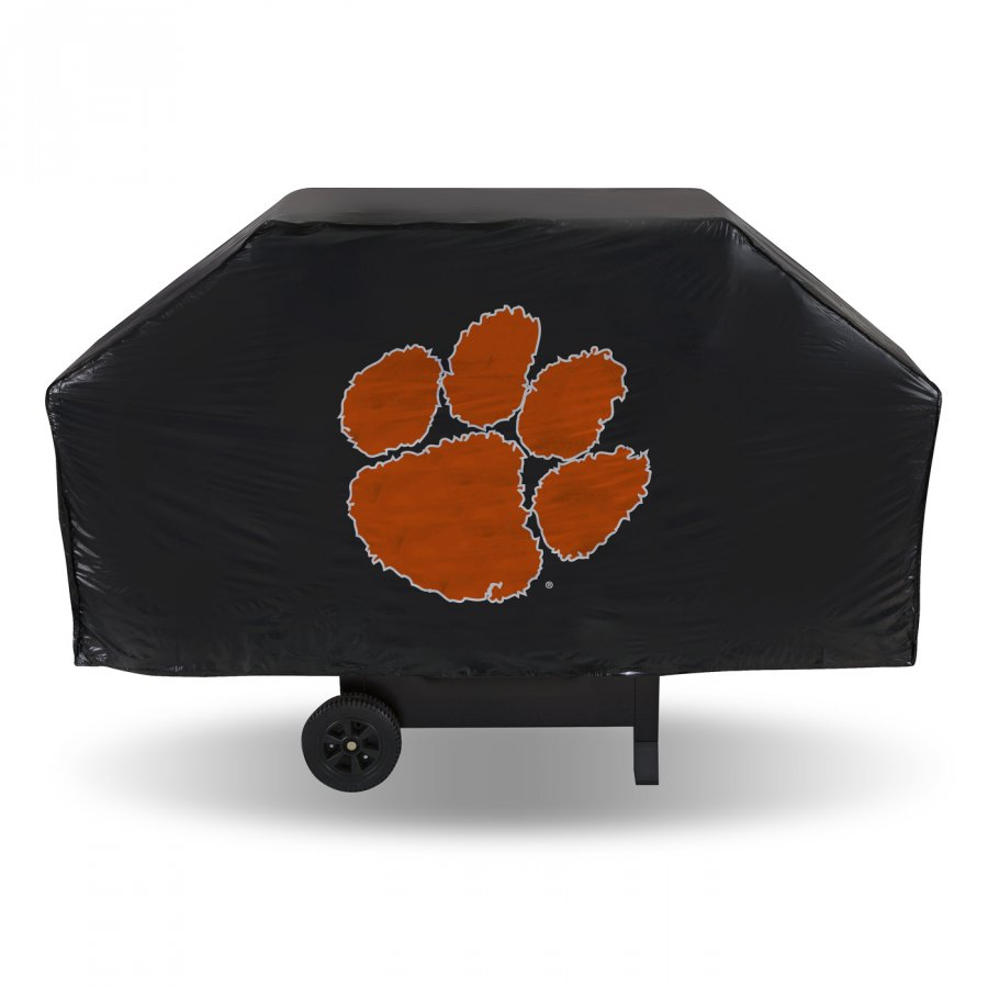 Clemson Tigers College Vinyl Grill Cover