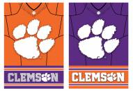 Clemson Tigers Double Sided Jersey Flag