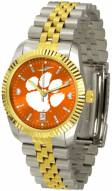 Clemson Tigers Executive AnoChrome Men's Watch