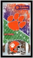 Clemson Tigers Football Mirror