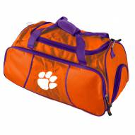 Clemson Tigers Gym Duffle Bag