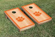 Clemson Tigers Hardcourt Cornhole Game Set