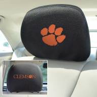 Clemson Tigers Headrest Covers
