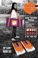Clemson Tigers Junior Cornhole Game Set