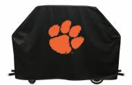 Clemson Tigers Logo Grill Cover