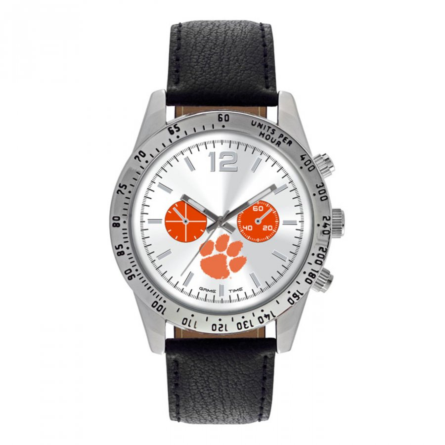 Clemson Tigers Men's Letterman Watch