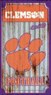 Clemson Tigers Metal Wall Art