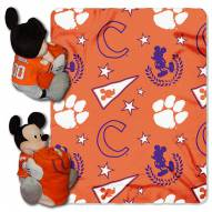 Clemson Tigers Mickey Mouse Hugger