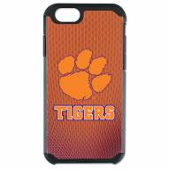 Clemson Tigers Pebble Grain iPhone 6/6s Plus Case