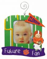 Clemson Tigers Photo Frame Ornament
