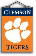 "Clemson Tigers Premium 28"" x 40"" Indoor Banner Scroll"