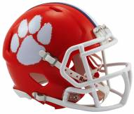 Clemson Tigers Riddell Speed Mini Replica Football Helmet