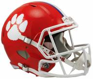 Clemson Tigers Riddell Speed Replica Football Helmet