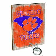 Clemson Tigers Ring Toss Game