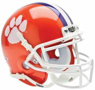 Clemson Tigers Schutt Mini Football Helmet