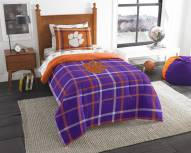 Clemson Tigers Soft & Cozy Twin Bed in a Bag