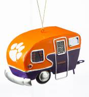 Clemson Tigers Team Camper Ornament