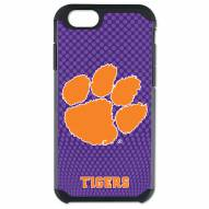 Clemson Tigers Team Color Football True Grip iPhone 6/6s Case