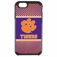 Clemson Tigers Team Color Pebble Grain iPhone 6/6s Case