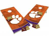 Clemson Tigers XL Shields Cornhole Game