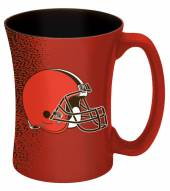 Cleveland Browns 14 oz. Mocha Coffee Mug