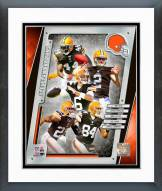 Cleveland Browns 2014 Team Composite Framed Photo