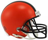 Cleveland Browns 2015 Riddell VSR4 Mini Replica Football Helmet