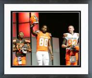 Cleveland Browns 2015 Uniform Unveiling Framed Photo