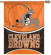 "Cleveland Browns 27"" x 37"" Banner"