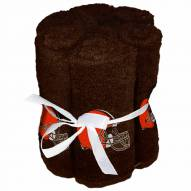 Cleveland Browns 6 Pack Washcloths