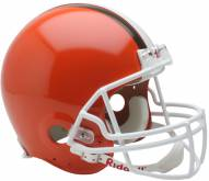 Cleveland Browns 75-05 Riddell VSR4 Authentic Full Size Football Helmet