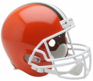 Cleveland Browns 75-05 Riddell VSR4 Replica Full Size Football Helmet