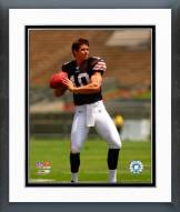 Cleveland Browns Brady Quinn 2007 Posed Framed Photo