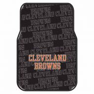 Cleveland Browns Car Floor Mats