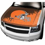 Cleveland Browns Car Hood Cover