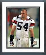 Cleveland Browns Chris Spielman Posed Framed Photo