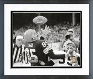 Cleveland Browns Dave Logan 1981 Action Framed Photo